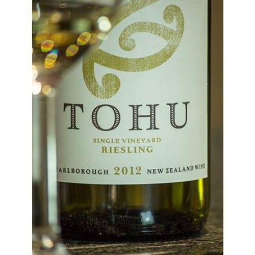 Tohu, Riesling, Single-Vineyard, New-Zealand