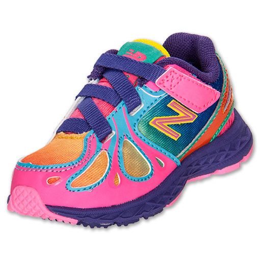 girls new balance 890 rainbow