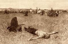 American Indian's History: First Hand Accounts of Indian Torture