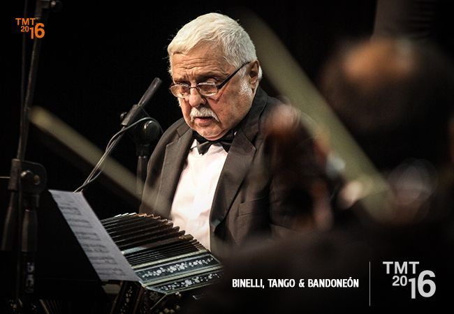 Daniel Binelli, Teatro Municipal Temuco, TMT2016
