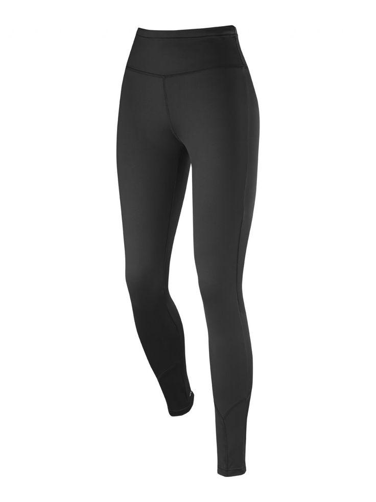 Dámske formujúce nohavice Ester Long Zip Tights s kompresiou na fitness a šport.