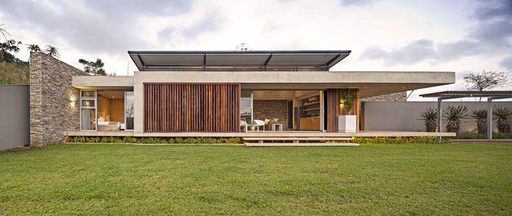 Albizia House By Metropole Architects » CONTEMPORIST #ResidentialArchitecture