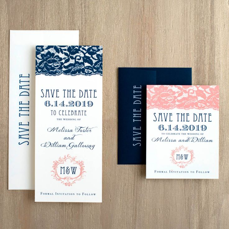 Best 25 Navy save the dates ideas – Save the Date Cards for Weddings