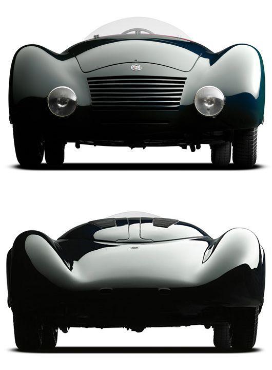 deaprojekt — 1935 Alfa Romeo 6C 2300 Aerodynamica Spider