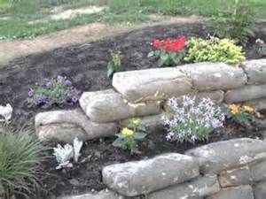 Concrete Bag Retaining Wall - Bing images