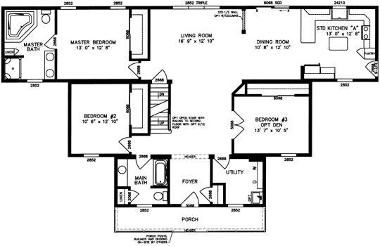 Custom Home Builder Floor Plans: Best 25+ Custom Modular Homes Ideas On Pinterest