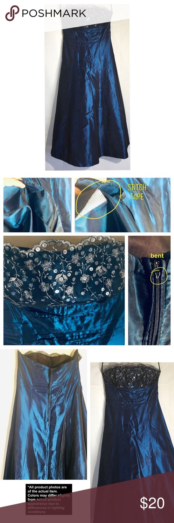 DONATED Good Condition// This dress is p…