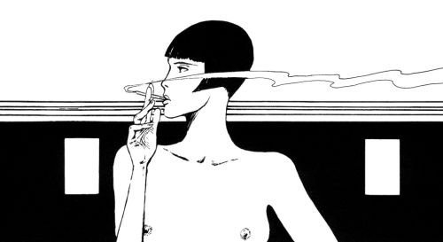 Negative Pleasure 2. Crepax