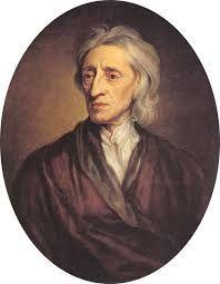 John Locke is geboren op 29 augustus 1632 in Wrington en overleed op 28 oktober 1704  in High Laver. Locke was een filosoof en geloofde er in dat alle mensen gelijke rechten hadden. De natuur maakt immers geen onderscheidt tussen mensen. De rechten die de mens al vanaf zijn geboorte heeft, noemde hij de natuurrechten. Iedereen wordt door de natuur gelijk behandeld.