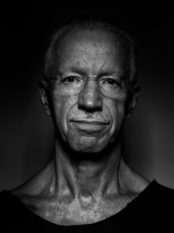 Keith Jarrett (1945) - American pianist and composted, who performs both jazz and classical music. Photo by Henry Leutwyler