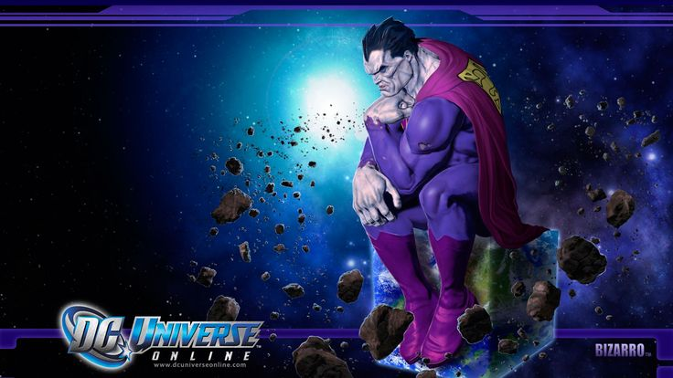 DC Universe Online Wallpapers in HD