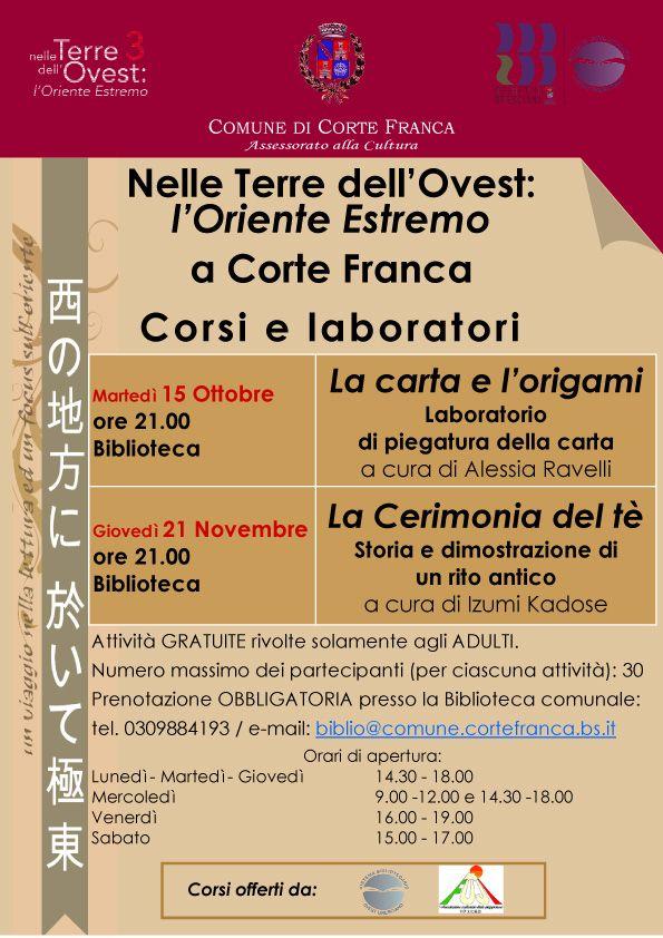 Biblioteca di Corte Franca » Rete Bibliotecaria Bresciana e Cremonese