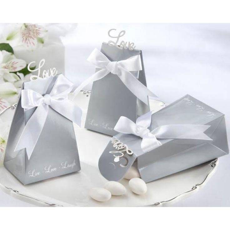 Elegant Wedding Favors Ideas