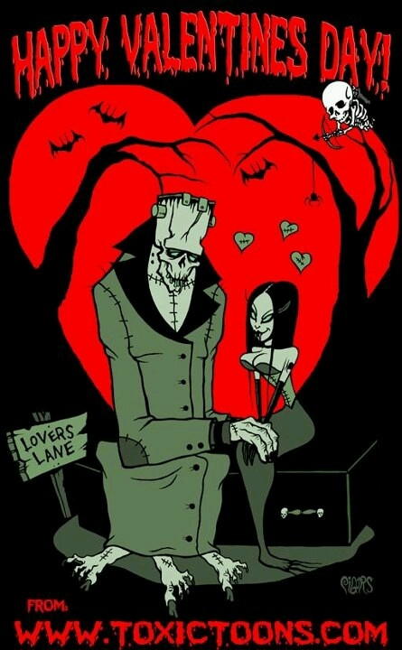 the valentine horror