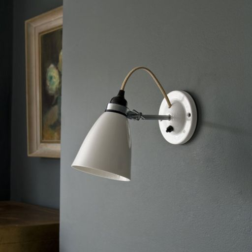 Shop the Original BTC Hector Dome Wall Lamp at Lekker Home - Browse our unique selection of Modern Lighting and Original BTC products, or find similar products to Hector Dome Wall Lamp. Shop now at Lekker!