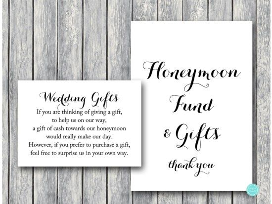 Wedding Gift Card Sayings: 1000+ Ideas About Honeymoon Fund On Pinterest