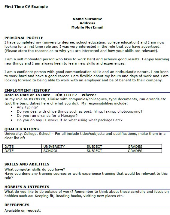 the 25 best cv examples for students ideas on pinterest student bi solution architect - Mainframe Architect Sample Resume