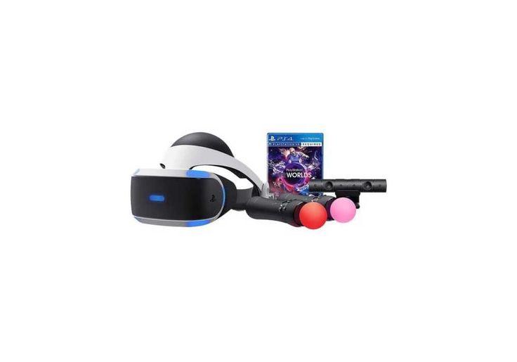 PlayStation VR- VR Worlds Bundle  PlayStation 4 for $399.99 at eBay