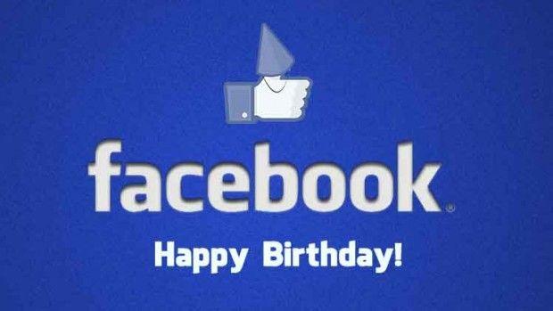 11 candeline a Menlo Park buon compleanno Facebook