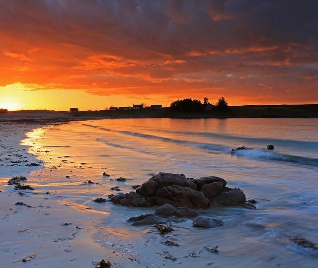 Mellon Udrigle Sunset. | Flickr - Photo Sharing!