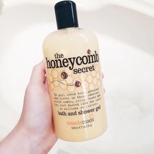 Mmmmmm the honeycomb secret @treaclemoon_uk yum #bbloggers...
