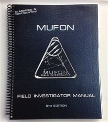 Mufon investigator manual