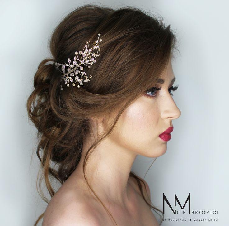 Bridal makeup and hair!👰🏼