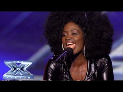 """[ X Factor USA ] Crowd Surprising Cover of CeCe Winans' """"Alabaster Box"""" - Lillie McCloud"""