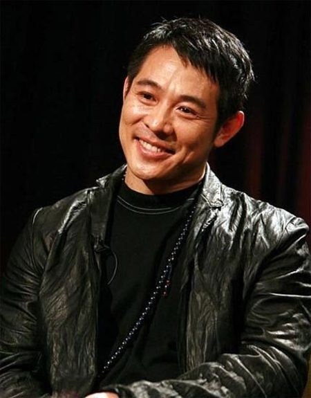 Jet Li and his KILLER SMILE!