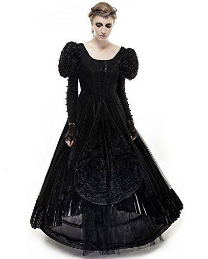 42 Best Renaissance Wedding Dress Images On Pinterest: 1000+ Ideas About Gothic Wedding Dresses On Pinterest