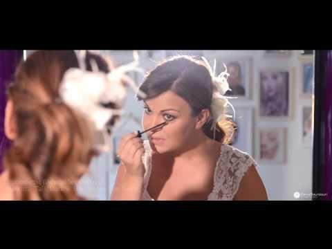 Ράνια Μπουντούρη: Το μακιγιάζ που επέλεξα την ημέρα του γάμου μου - YouTube