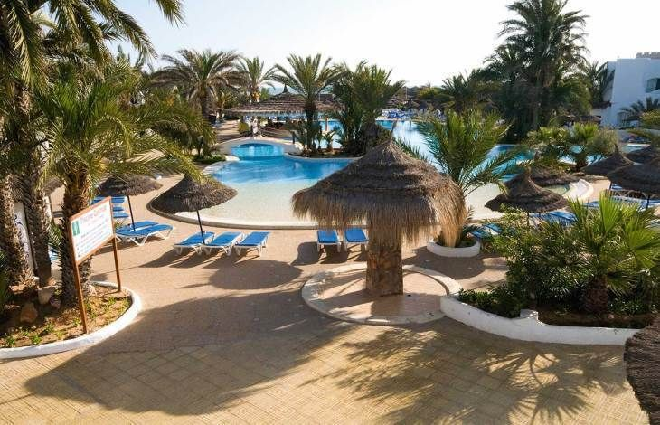 Hôtel Fiesta Beach Djerba & Thalasso 4* à Djerba en Tunisie