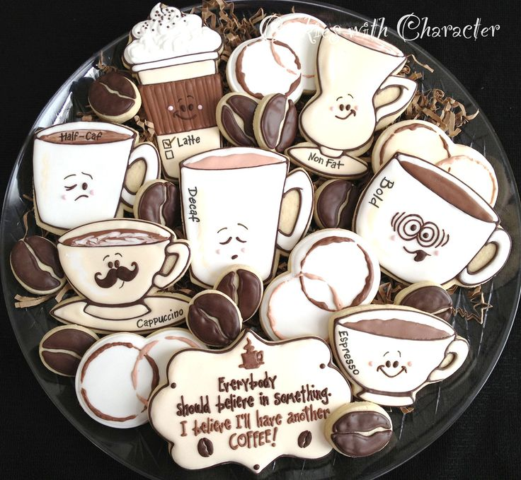 The Cutest Cookies I have ever seen.- Cookies With Character