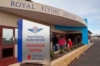 broken hill -royal flying doctors