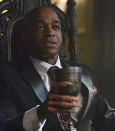 Rick Worthy (CSI, Heroes) has been casted as Bonnie's mysterious father on an upcoming episode of The Vampire Diaries.