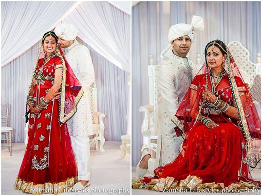 South Carolina Hindu Wedding by Zamana Lifestyles Photography – 2