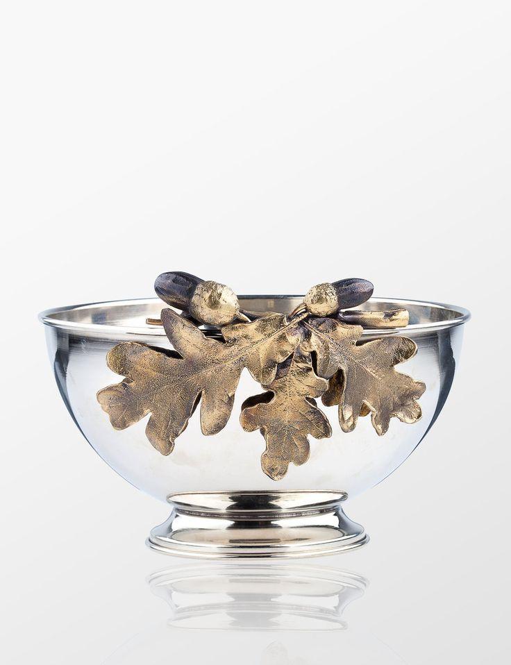 Nak's Acorn Bowl ( 18 cm) - Myra Store