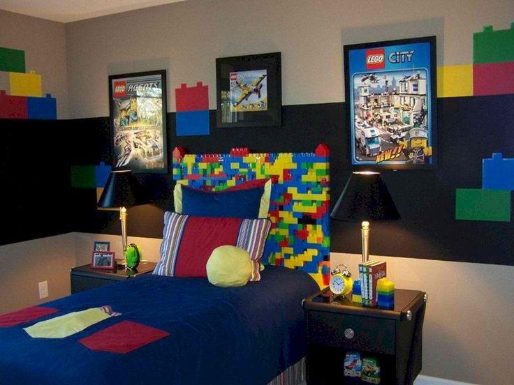 Epic Top 25+ Lego Bedroom Set Ideas For Your Boys https://freshouz.com/top-25-lego-bedroom-set-ideas-boys/ #home #decor #Farmhouse #Rustic