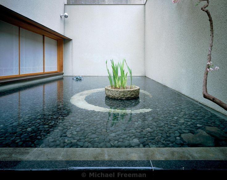 water garden | Landscape design | Pinterest