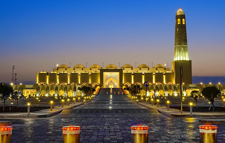 State Grand #Mosque #Doha #Qatar