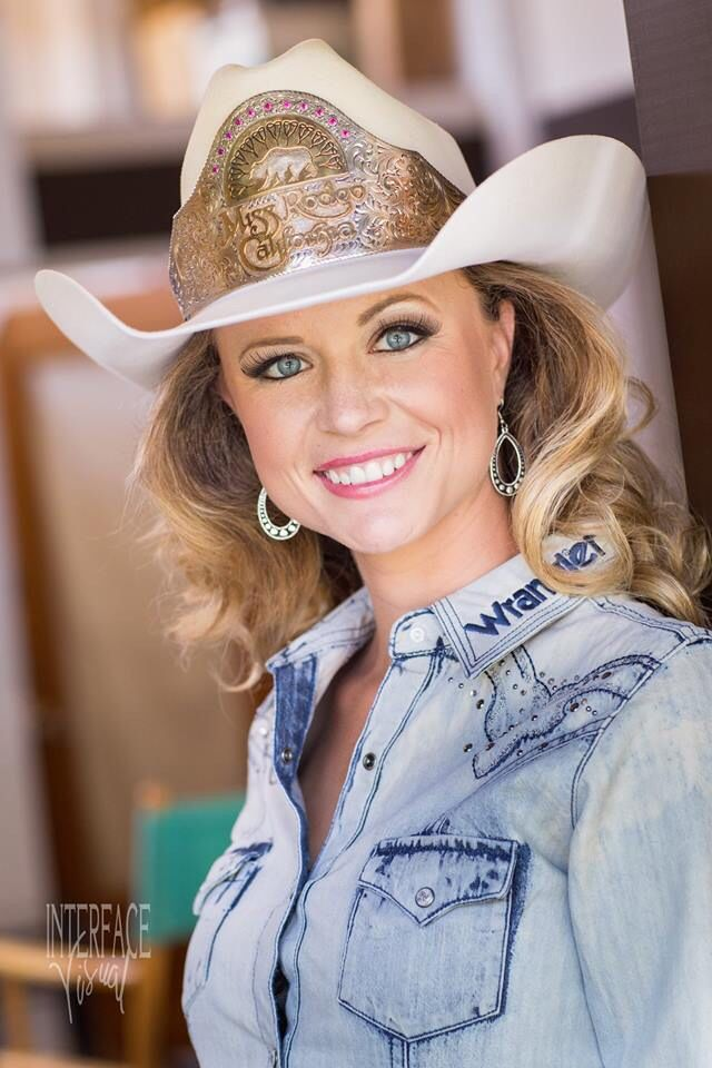 Ondrea Edwards 2014 Miss Rodeo California Image By