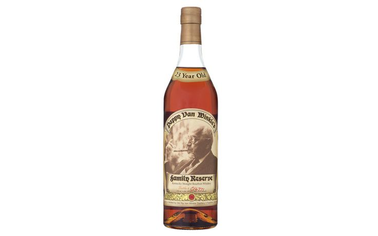 """4. Pappy Van Winkle line 