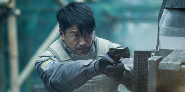 Chin Han as Togusa