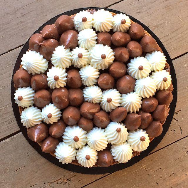 J'en reste baba: Fantastik 3 chocolats