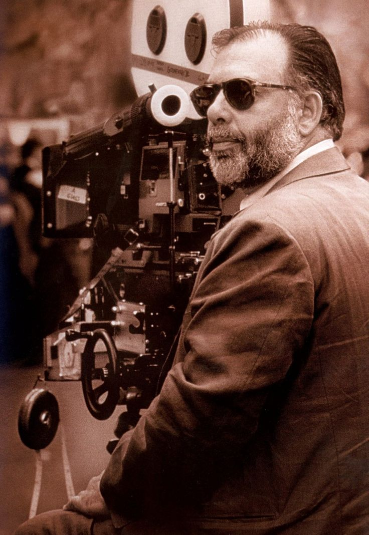 FRANCIS FORD COPPOLA - One of the most acclaimed directors of the 1970s, Francis Ford Coppola spearheaded a renaissance in American filmmaking, heralding a golden age which he defined through masterpieces ranging from The Conversation to Apocalypse Now to his crowning achievement, The Godfather.