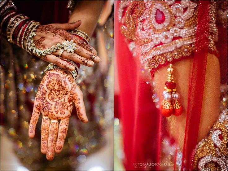 Trouwfotograaf Hindoestaanse bruiloft | Reshma and Vitesh