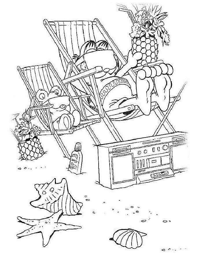 87 besten Garfield Bilder auf Pinterest | Frei bedruckbar ...