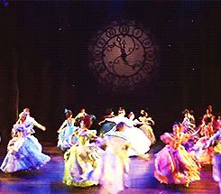 The Ball -- Rodgers and Hammerstein's Cinderella on Broadway #gif #broadway #cinderella