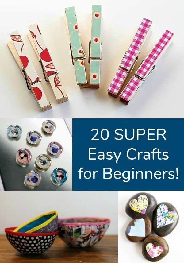 20 Easy Mod Podge Craft Ideas For Beginners To Make Mod Podge