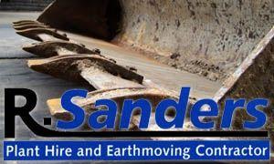 R Sanders Plant Hire. #devonplanthire #diggerhire #southhams